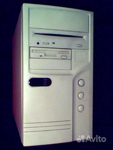 23 янв. Продам устаревший компьютер Pentium-S Mmx. . В рабочем состоянии.