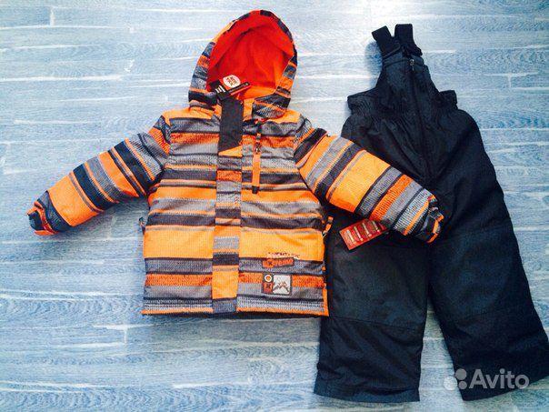 Зимняя Детская Одежда Канада