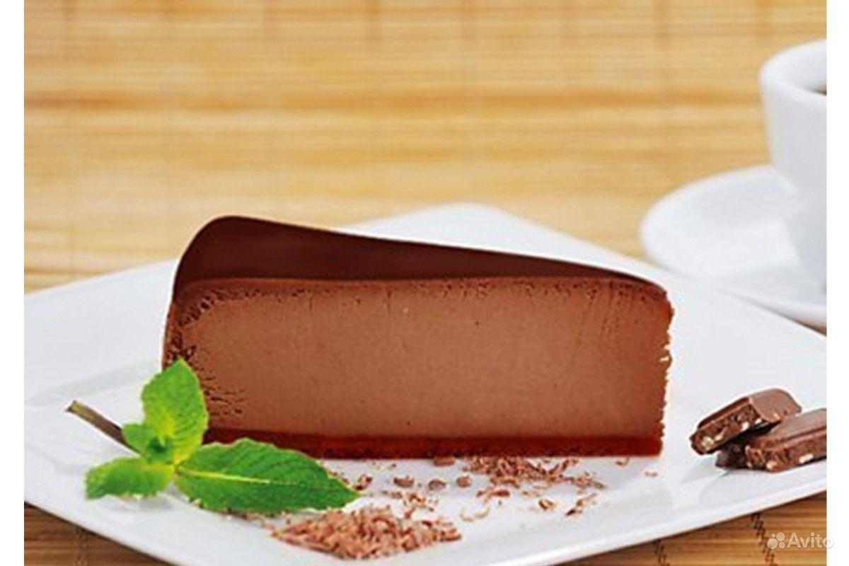 Чизкейк с какао рецепт