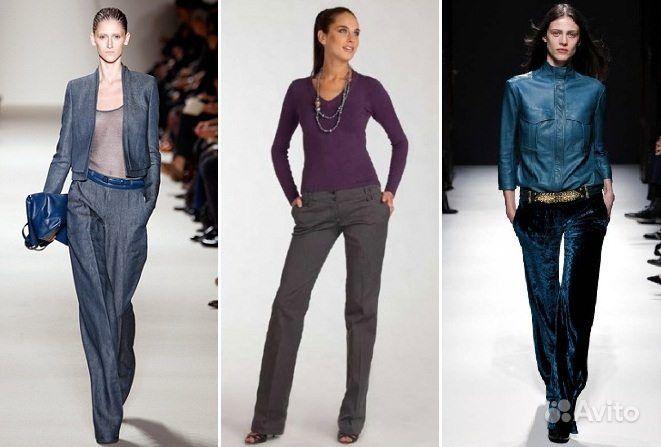 Модные Фасоны Брюк