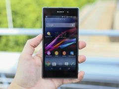 Sony Xperia Z1 Black + Док-станция