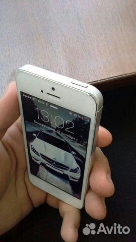 Iphone 5 16гб фотография 3
