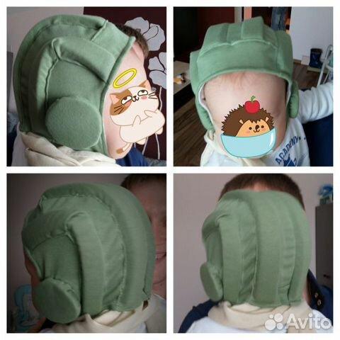 Как сшить шлем танкиста
