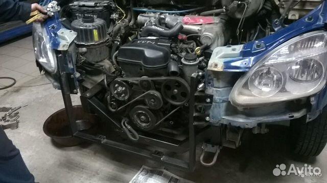 Установка японских двигателей на газель своими руками