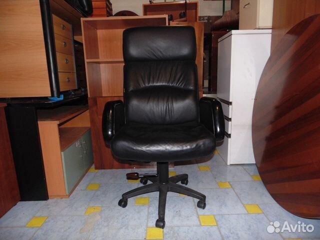 Кресло руководителя бу