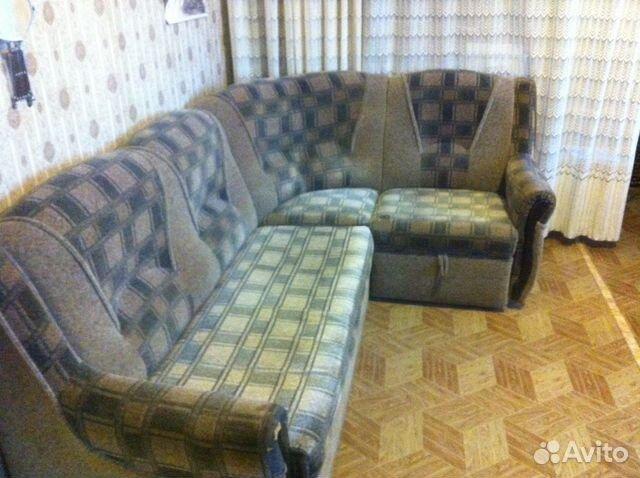 Угловой диван бу   новгороде