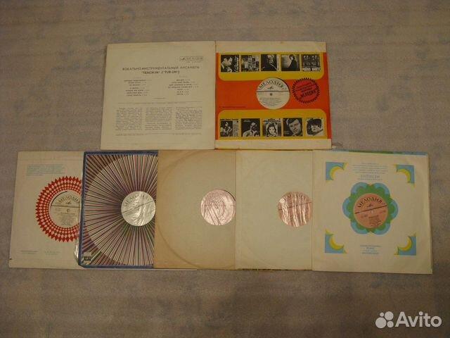 Пластинки большие (СССР) зарубежные исполнители 89139880630 купить 1