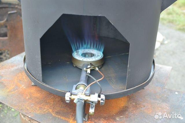 Горелка газовая для казана