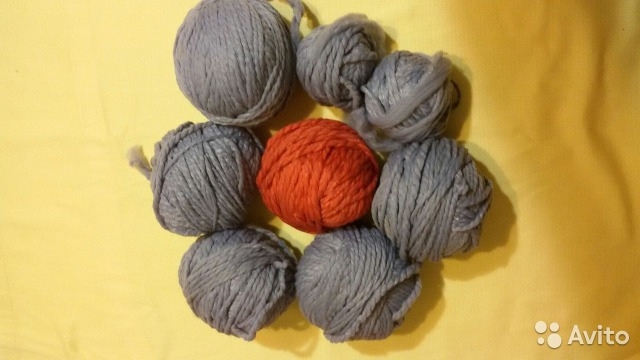 Вязание капроновыми нитками 80