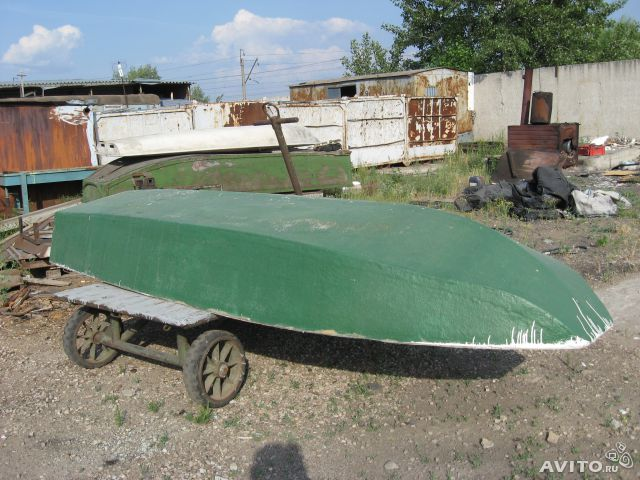 моторная лодка янтарка