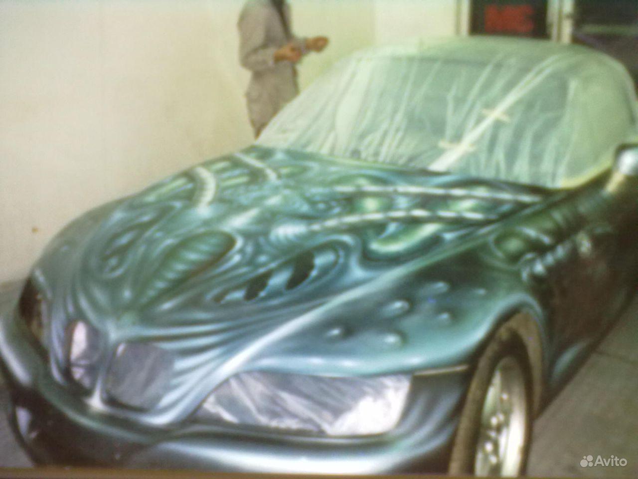 Сто Лонжерон, Покраска авто, кузовные работы слеса купить на Вуёк.ру - фотография № 2