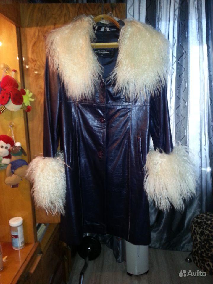 Купить женские кожаные плащи недорого в интернет