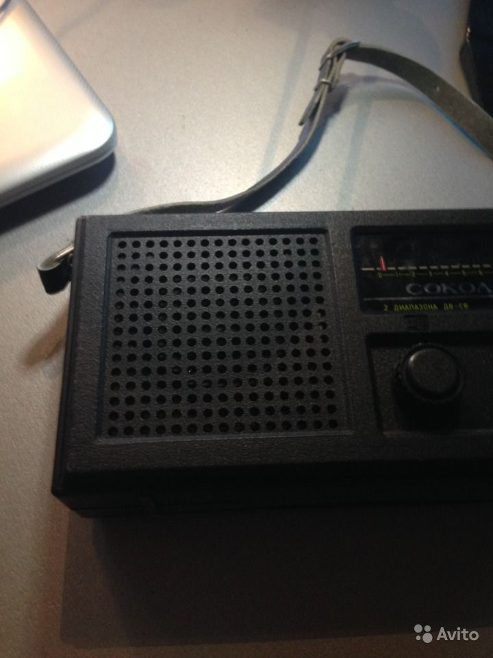 Радиоприемник Сокол-304