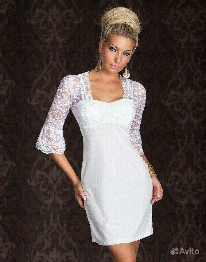 Объявление Платья для торжества (5 фотографий). Свадебное плат