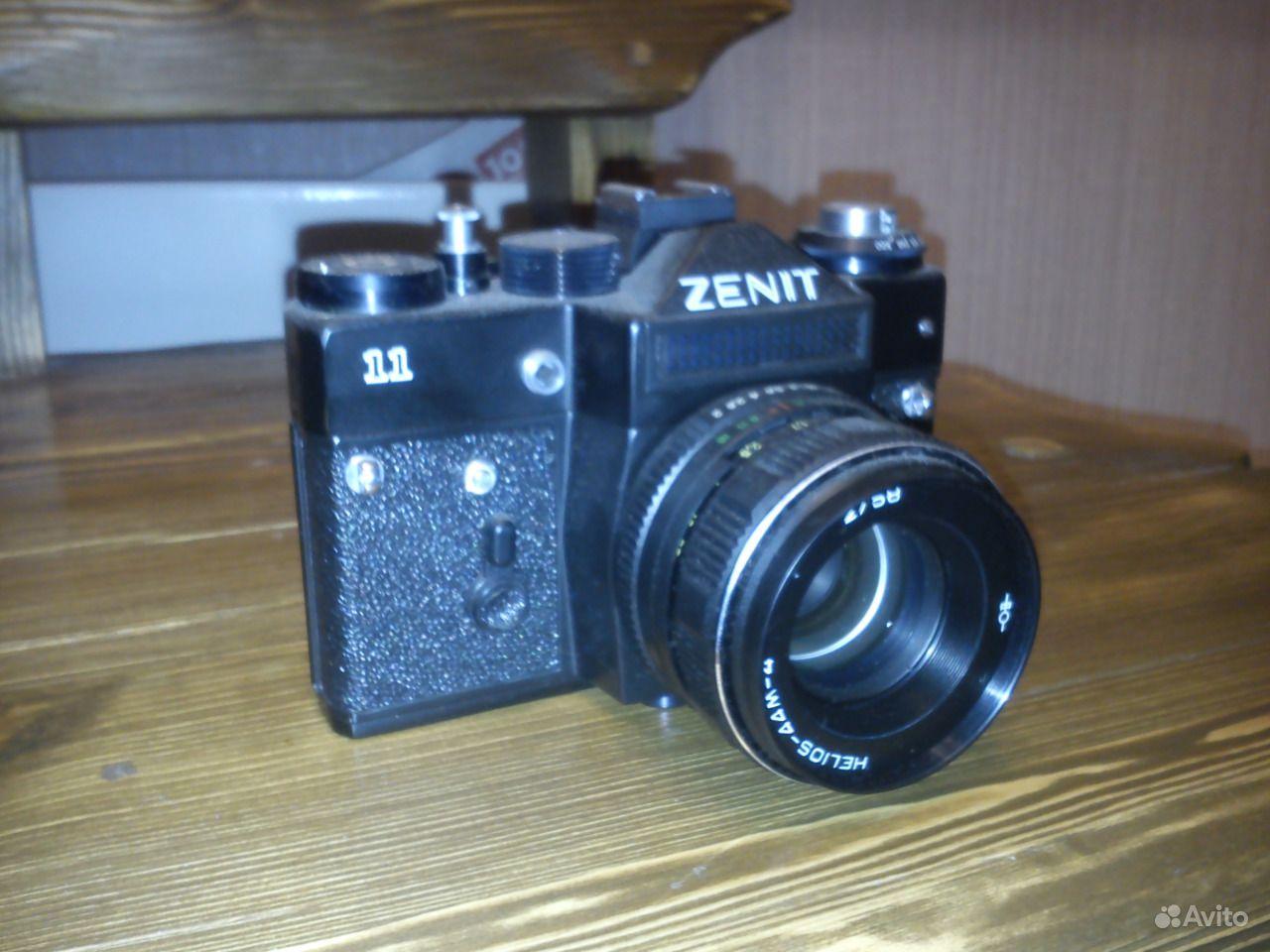 какой фотоаппарат из зенитов лучше любую пору требует