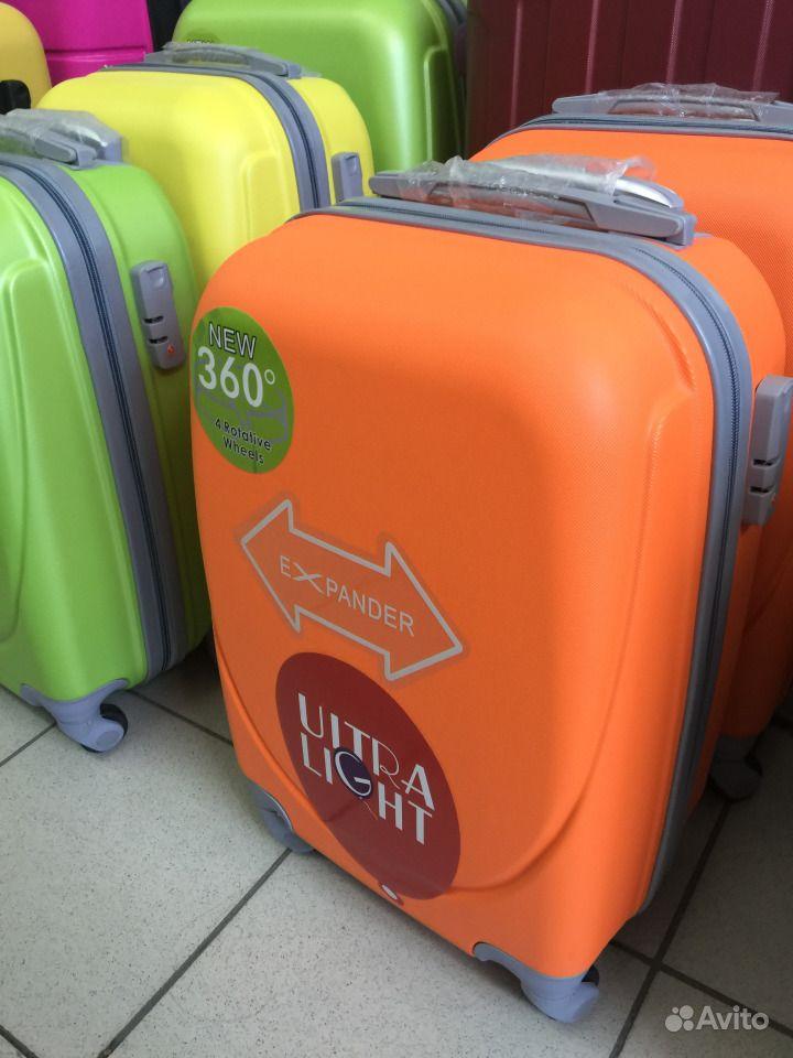 aa6f2b241020 Чемодан пластиковый на колесах HN3499 | Festima.Ru - Мониторинг ...