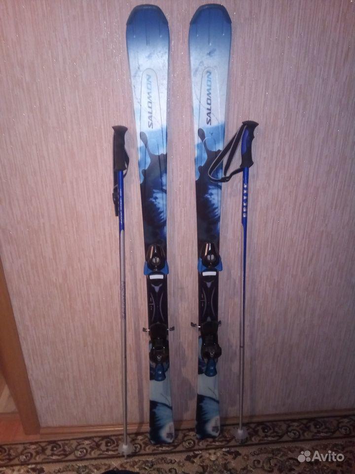 a1f7cb84f7f2 Горные лыжи Salomon   Festima.Ru - Мониторинг объявлений