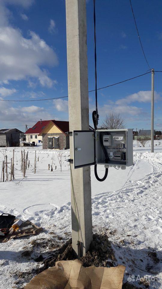 Электрик. Подключение электричества к дому 15 кВт купить на Вуёк.ру - фотография № 2