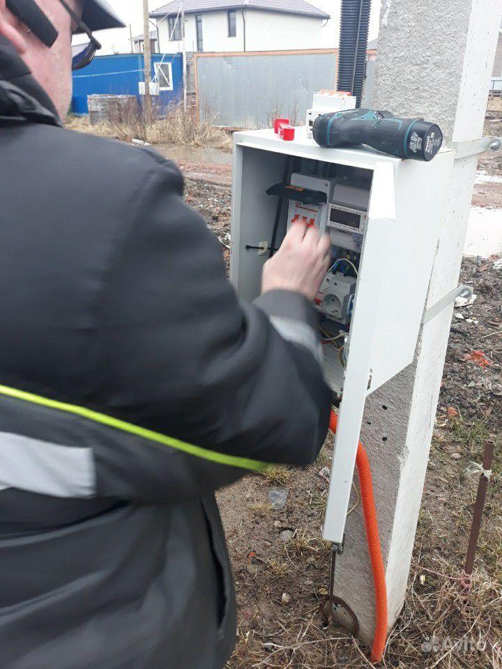 Услуги электрика.электромонтажные работы купить на Вуёк.ру - фотография № 2