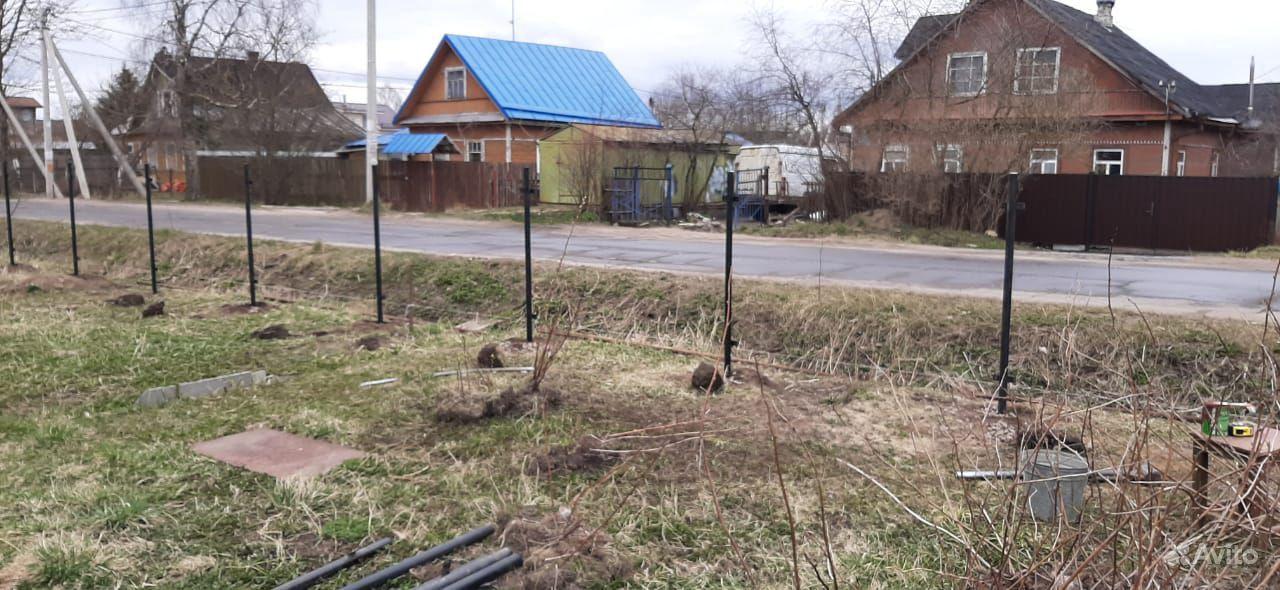 Монтаж и установка заборов купить на Вуёк.ру - фотография № 8