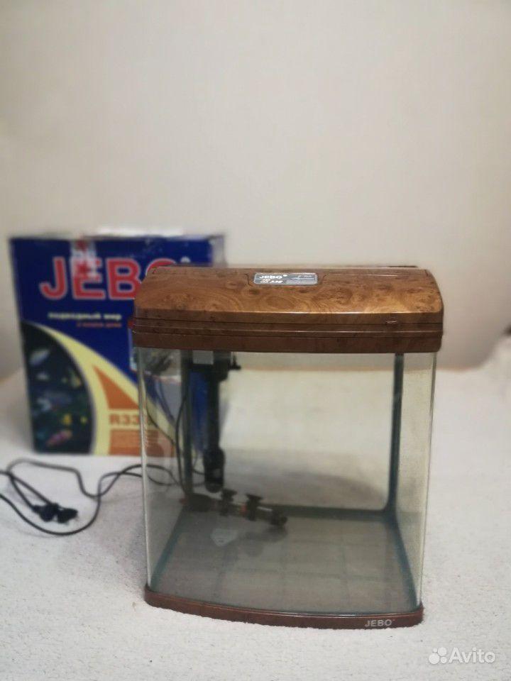Aквариум Jebo 338 (35л) купить на Зозу.ру - фотография № 2
