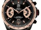 Tag Heuer Grand Carrera Calibre 17 Black Gold