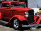 Ford 3-Window Coupe. Масштаб 1 к 43
