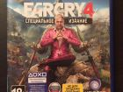 Диск на PS4, farcry 4