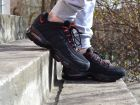 Кроссовки Black Red Nike Air Max 95