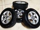 Шины, диски, колеса Nokian R17