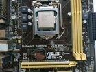 Материнская плата + Intel core i5 4430