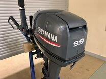 Витринный лодочный мотор yamaha 9.9 gmhs 2 такта