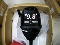 2х-тактный лодочный мотор Hangkai 9.8 HP