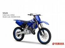 Yamaha yz 125 2021 новый