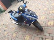 Продаю скутер с новым мотором — Мотоциклы и мототехника в Красном
