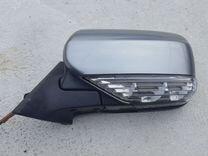 Зеркало левое рестайл на Subaru Forester SG5