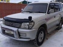Toyota Land Cruiser Prado, 2001 — Автомобили в Ханты-Мансийске