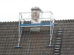 Монтаж новых и ремонт старых дымоходов и вентиляци