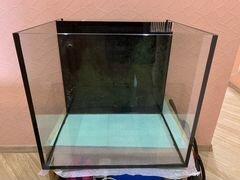 Аквариум с задним сампом (морской)