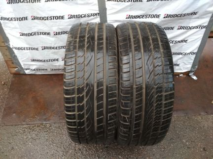 Шины Continental Cross Contact UHP 255x45 r20 Б/У
