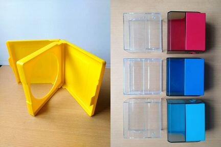 Коробки под диски и дискеты объявление продам