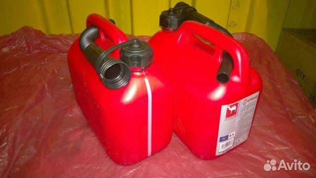 канистра для бензина для лодочного мотора