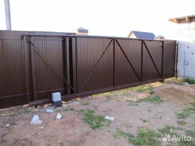 Авито сыктывкар ворота электрические откатные ворота цена