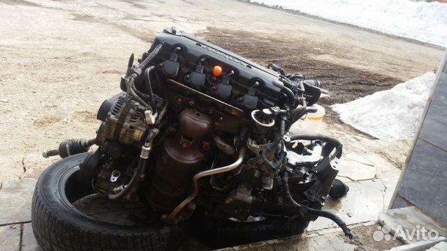 honda civic 4d 2007 двигатель i-vtec