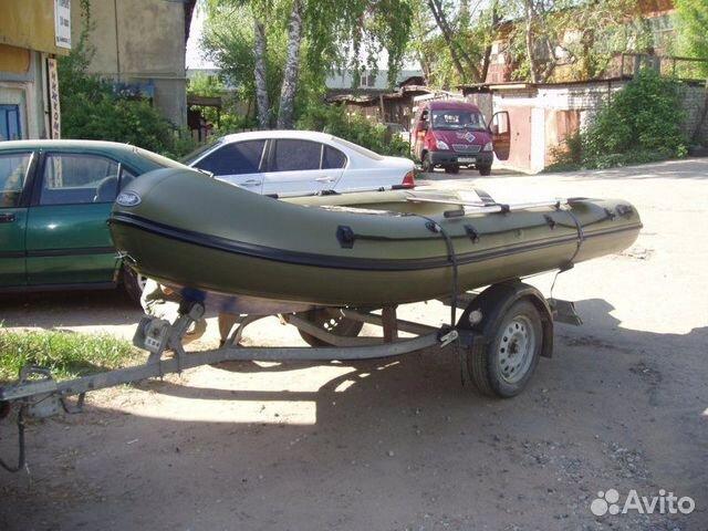 ремонт надувных лодок нижний новгород