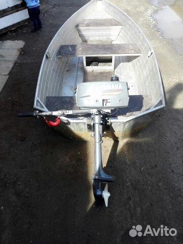 купить моторную лодку на авито в тюмени