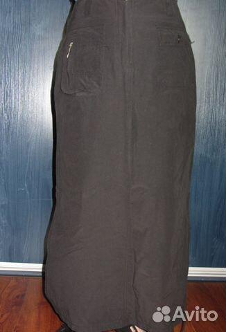 Длинная юбка авито москва