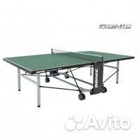 Всепогодный теннисный стол для дачи