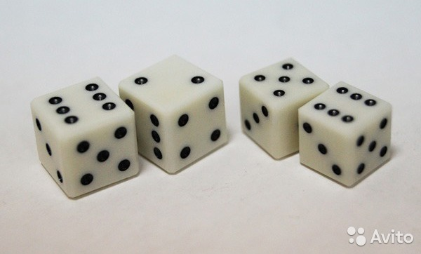 Кубики-зары игральные из бильярдного шара купить в Краснодарском ZC96