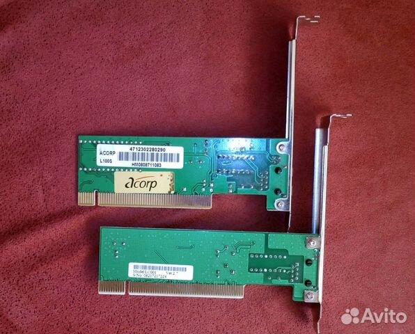 Sweex LC001 LAN PCI Card 10/100 Mbps Treiber